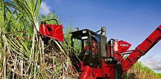 CNH oogst supply chain succes