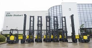 Eddie Stobart heeft na een testcase al verschillende warehouses uitgerust met Aislemasters. Momenteel zijn er meer dan 40 Aislemasters operationeel.