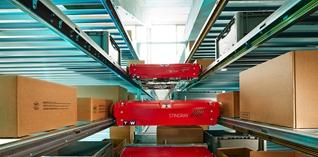 TGW Logistics Group zet nieuwe standaarden in warehouse-oplossingen
