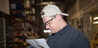 Smart glasses bieden perspectieven in logistiek