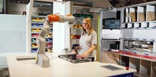 Swisslog wint prijs voor Automated Item Pick