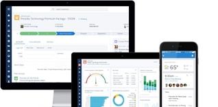 Innovaties in Salesforce Lightning voor ontwikkelen van apps