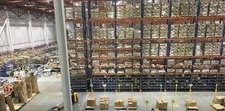 ID Logistics huldigt in Moskou logistiek platform voor Yves Rocher in