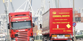 Corneel Geerts Transportgroup opent hub in Vilvoorde