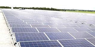 WDP investeert 25 mio euro in zonnepanelenproject