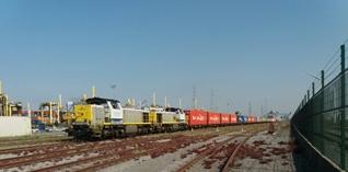 LORO spoorverbinding ontlast Antwerpse ring en Europese wegen