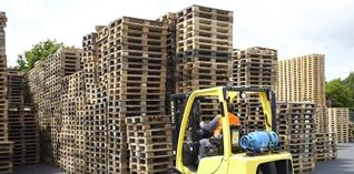 Hyster rust LPG trucks uit met nieuwe motoren