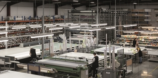 Nieuwe lay-out geeft boost aan productiecapaciteit