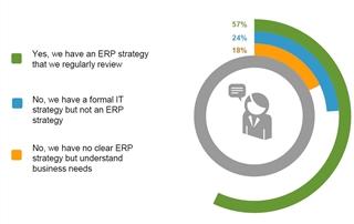 Heeft uw bedrijf een gedocumenteerde ERP-strategie?