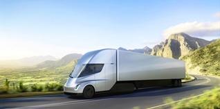 Tesla lanceert elektrische vrachtwagen