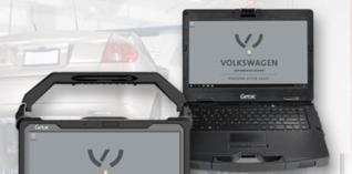 Volkswagen AG optimaliseert processen met hardware van Getac