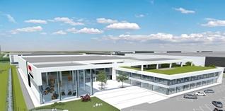 MG Real Estate bouwt hoofdkwartier voor Toyota Material Handling