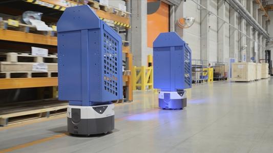 Flexibele automatisering voor logistieke dienstverlener