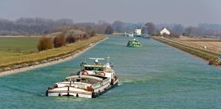 West-Vlaanderen heeft nood aan 72 ha watergebonden bedrijventerreinen