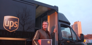Netwerkinvesteringen moeten UPS sneller maken vanuit België
