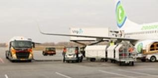 Viggo vervangt trekkers op Eindhoven Airport
