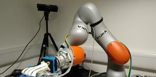 Ocado ontwikkelt innovatieve robothand voor picking