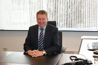 """Patrick Van De Looverbosch, managing director bij Intris: """"Ik heb lang gedacht dat het onmogelijk was de douaneadministratie volledig aan de computer over te laten, maar intussen ben ik ervan overtuigd dat we er niet ver meer van verwijderd zijn."""""""