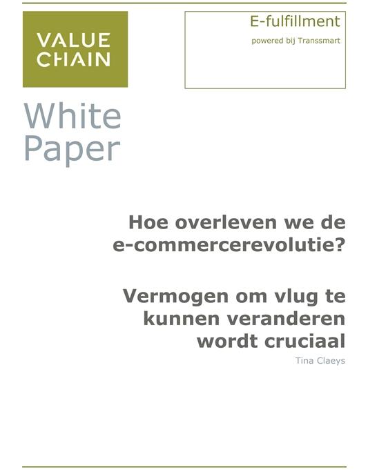 White Paper e-fullfilment