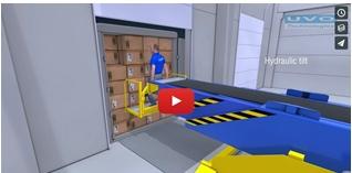 VIDEO: Veel sneller lossen en laden van stukgoed