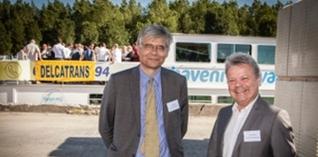 POM West-Vlaanderen en Waterwegen en Zeekanaal investeren in binnenvaart