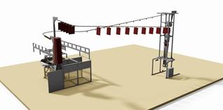 Eerste Skyfall systeem in de drankenindustrie