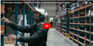 Performance Manager maakt logistieke processen inzichtelijk