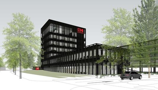 H.Essers bouwt nieuwe hoofdzetel in Limburg