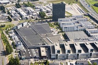 In Veldhoven, waar het hoofdkantoor van ASML is gevestigd, werken er 11.000 medewerkers.