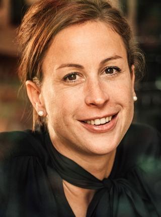 """Director Digitale Strategie & Innovatie bij Bagaar, Caroline Van Cauwelaert: """"Ik vraag me af wat ze bij Maxi-Cosi zullen denken en doen wanneer er een nieuwe speler op de markt komt en het concept met het veiligheidscontract lanceert."""""""