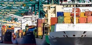 Puzzelen in de Antwerpse haven