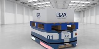 B2A Technology stelt robots voor orderpicken voor