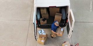 Retailers zijn nog niet klaar voor nieuwe leveringsvormen
