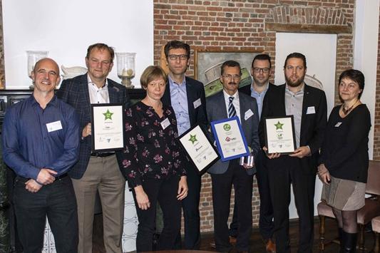 VIL reikt Lean and Green prijzen uit