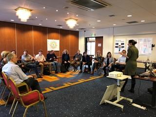Novalinq is een Nederlands bedrijf dat advies geeft over de implementatie van big data en die implementatie ook begeleidt. Daarnaast geeft Novalinq opleidingen in big data en artificiële intelligentie aan hogescholen en bedrijven.