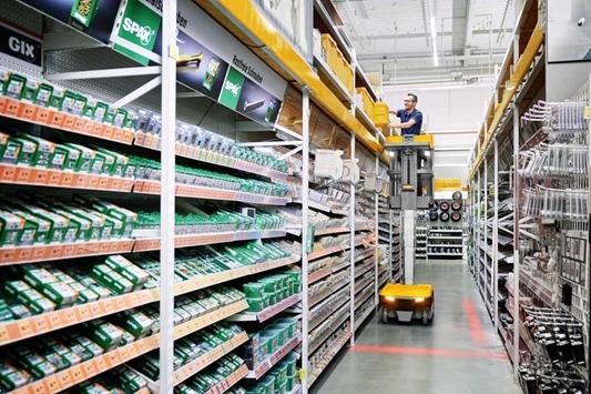 Jungheinrich introduceert nieuwe orderpicker voor kleine goederen