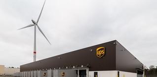 UPS opent nieuw distributiecentrum in Lummen