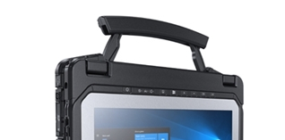 Panasonic kondigt nieuwe versie aan van Toughbook CF-20 notebook met afneembare tablet