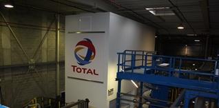 Total Belgium Ertvelde kiest voor gekoelde Modula liften van Vanas Engineering
