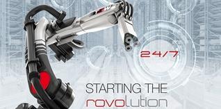 Rovolution, TGW's nieuw tijdperk voor robotica in de material handling