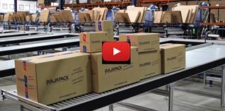 Snelle levering dankzij een efficiënte logistiek
