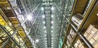 Compacte magazijnautomatisering als basis voor efficiëntie distributie