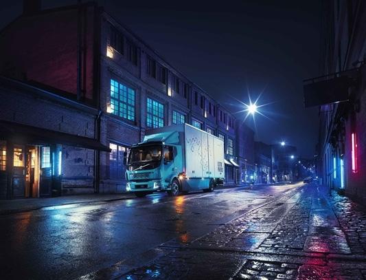 Volvo Trucks stelt eerste volledig elektrische truck voor