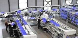 Tandheelkundige groothandel automatiseert distributiecentrum