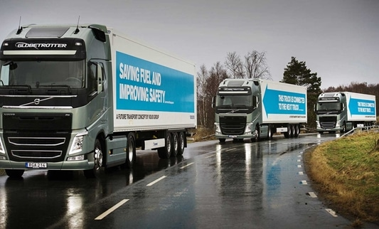 Logistieke sector moet alert blijven voor innovaties zoals truck platooning