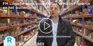 FM Logistic kiest voor Reflex WMS in Frankrijk en het buitenland