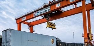 UPS versnelt handel tussen Europa en Hong Kong met nieuwe spoordienst