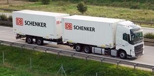 DB Schenker introduceert nieuwe tijdsgebonden levering voor landtransport