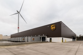 De keuze van voor Lummen als locatie is uiteraard niet toevallig. Vanuit de provincie Limburg heeft UPS het voordeel dat het nu het oosten en een deel van het zuiden van België vlotter kan bedienen.