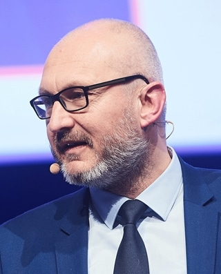 Jan Somers, CEO van GS Belux: 'Bedoeling is niet alleen de grootste productdatabase ter wereld te bouwen, maar tegelijk ook de kwaliteit en daardoor de betrouwbaarheid van de gegevens te verbeteren.'
